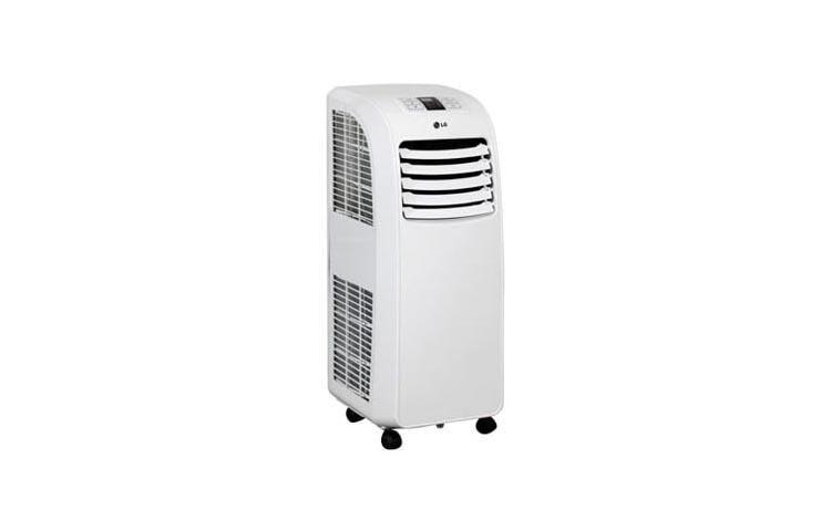 lg lp0711wnr 7 000 btu portable air conditioner w remote lg usa. Black Bedroom Furniture Sets. Home Design Ideas
