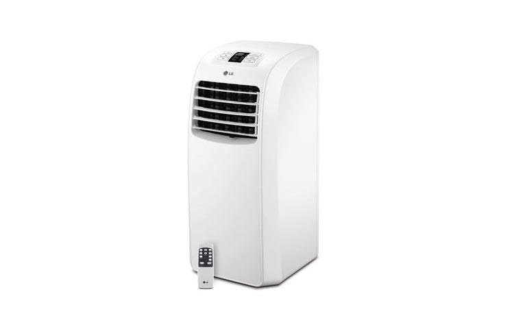 Lg Lp0814wnr 8 000 Btu Portable Air Conditioner Lg Usa