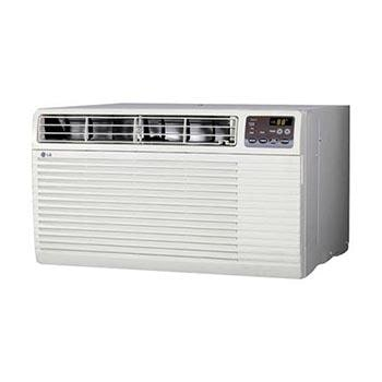 10,000/9,800 BTU Heat/Cool Thru-the-Wall Air Conditioner with Remote1