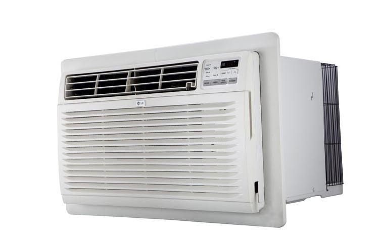 Lg Lt1215cer 11 500 Btu Thru The Wall Air Conditioner