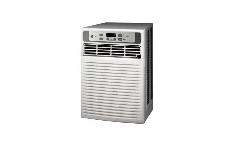 Lg lw1012cr 9 500 btu casement air conditioner with for 15 width window air conditioner