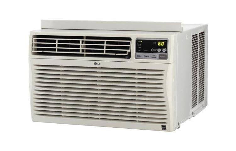 Lg Lw1213er 12 000 Btu Window Air Conditioner W Remote