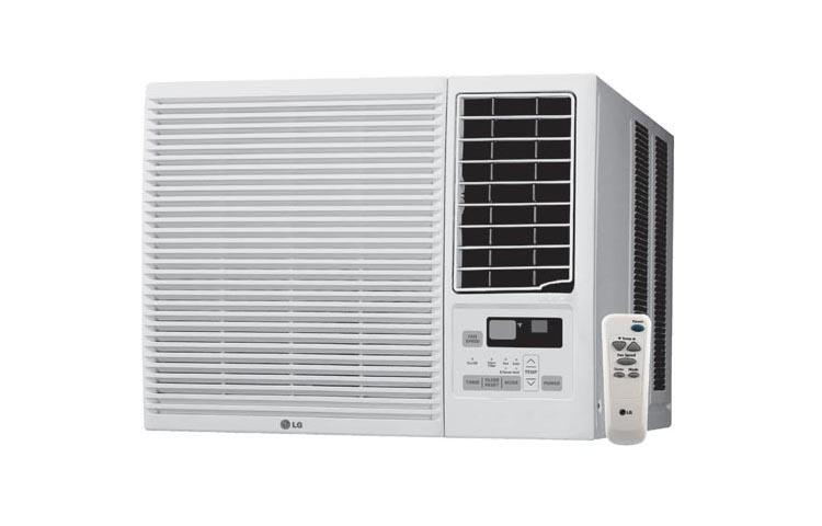LG window-air-conditioner LW1215HR | LG Electronics US