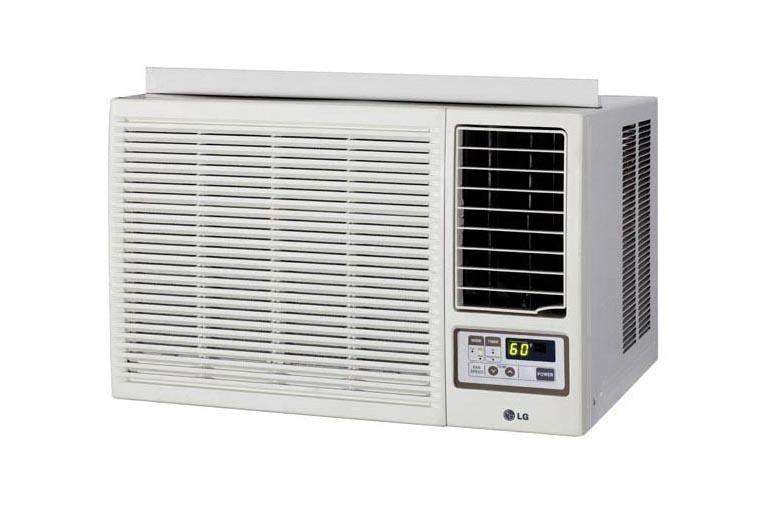 Lg Lw2413hr 23 500 Btu Heat Cool Window Air Conditioner
