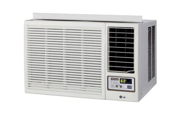 Lg Lw7012hr 7 000 Btu Window Air Conditioner With Remote