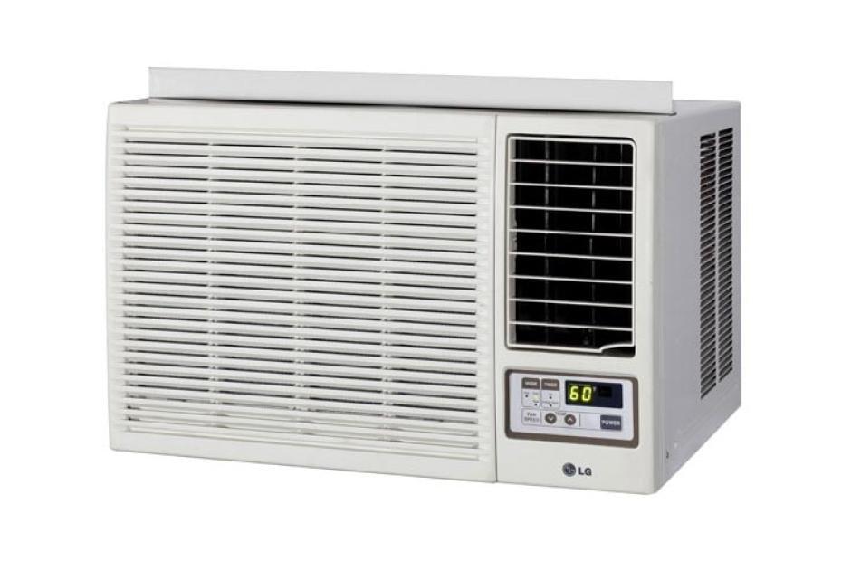 Lg Lw2412hr 23 500 Btu Heat Cool Window Air Conditioner