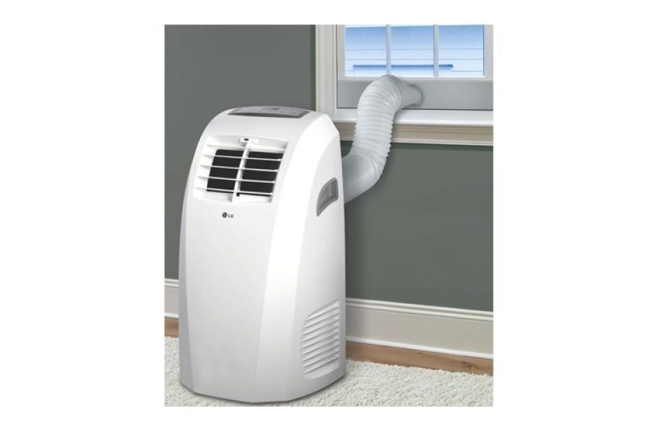 Lg Lp1015wnr 10 000 Btu Portable Air Conditioner Lg Usa