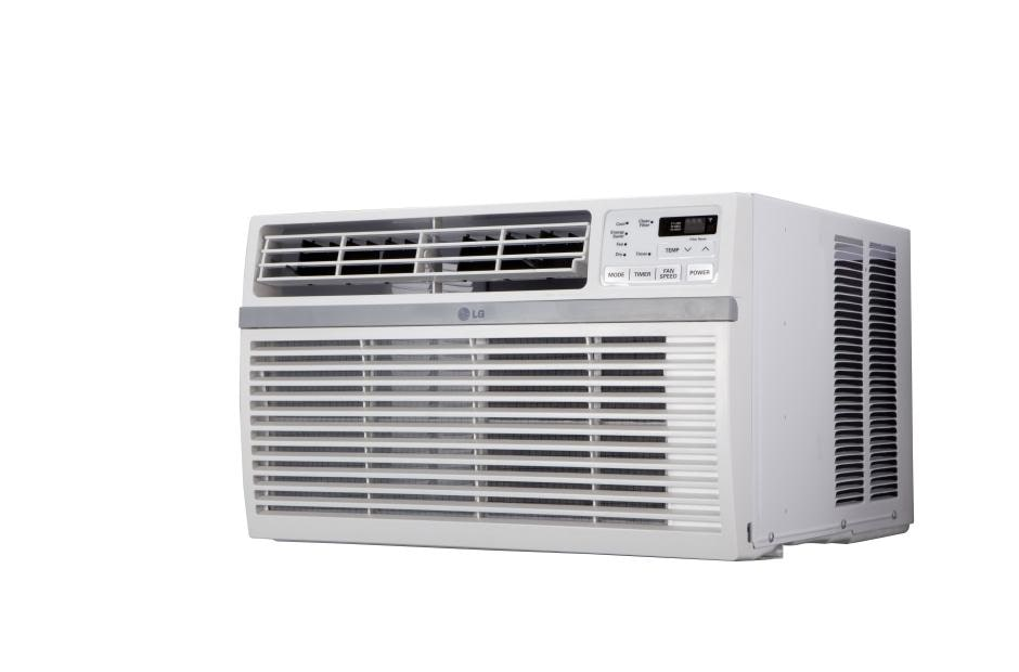 Lg lw1816er 18000 btu window air conditioner lg usa for 18000 btu ac heater window unit