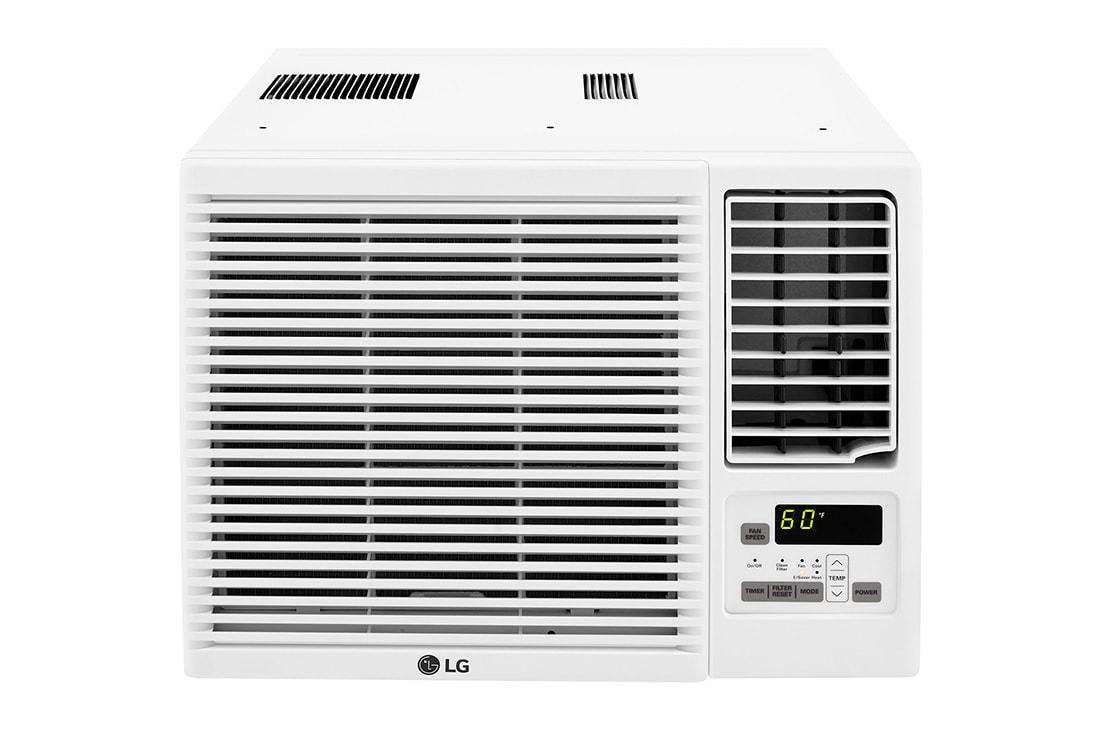 Lg Lw1816hr 18 000 Btu Window Air Conditioner Lg Usa