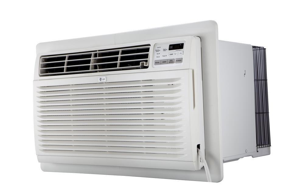 LG 10000 BTU 115v Through The Wall Air Conditioner