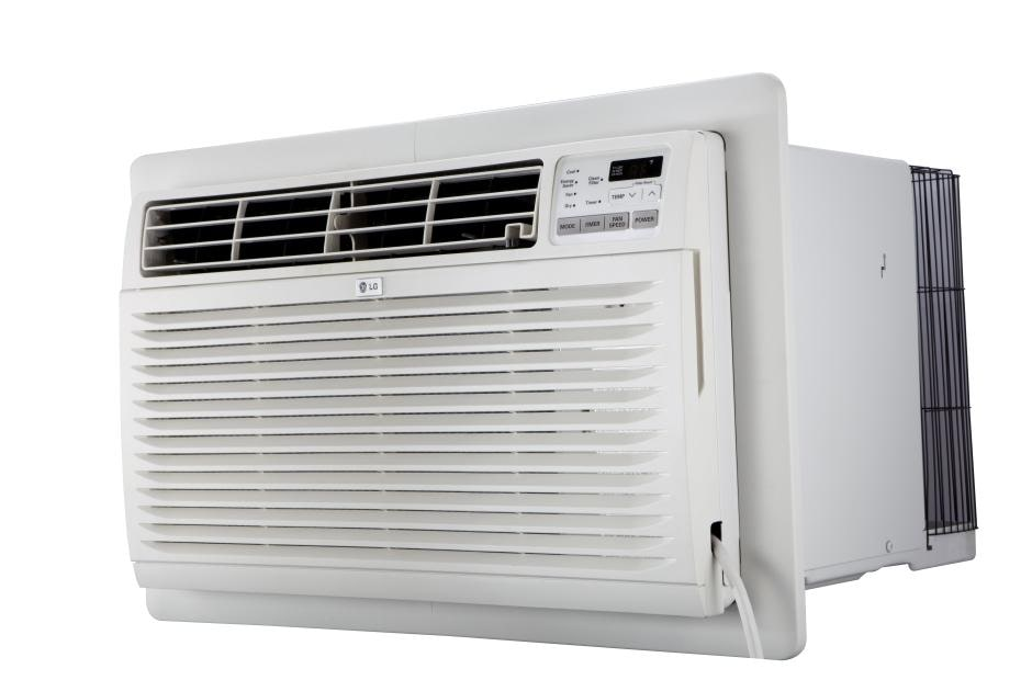 Lg Lt1036hnr 10 000 Btu Through The Wall Air Conditioner