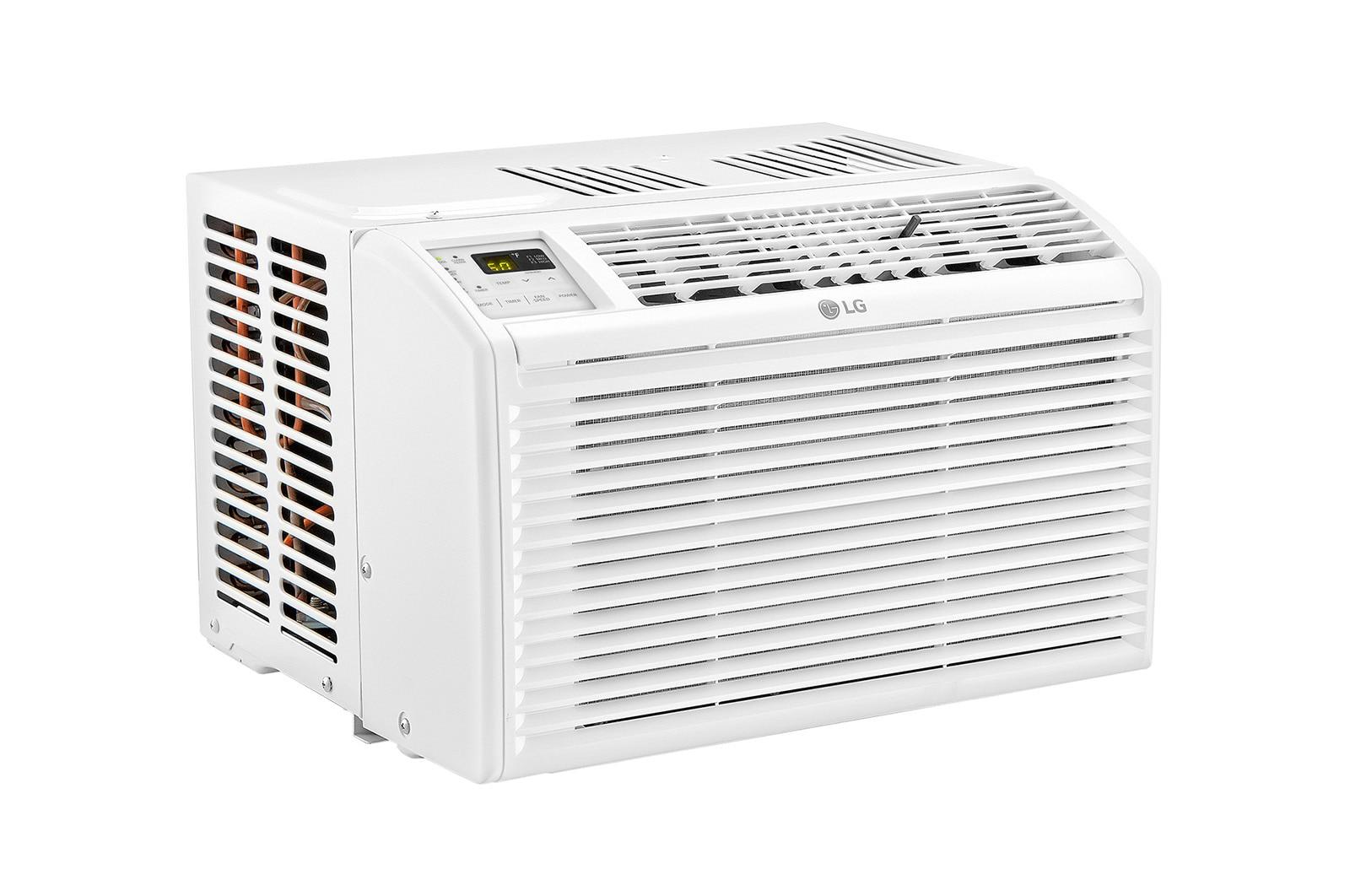 Lg Lw6017r 6000 Btu Window Air Conditioner Lg Usa