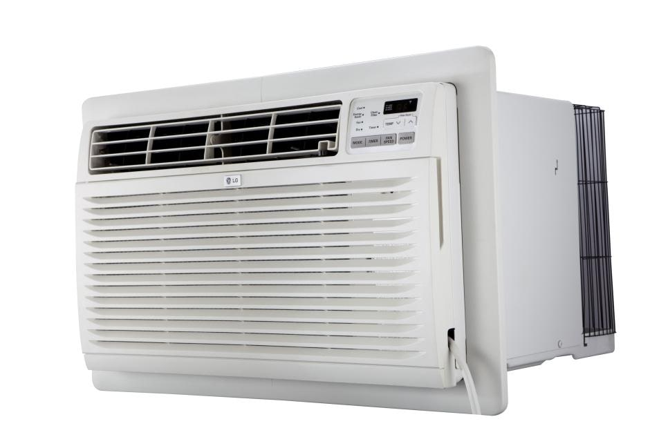 Lg Lt1037hnr 10 000 Btu Through The Wall Air Conditioner