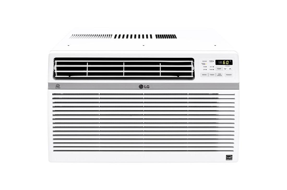 8,000 btu smart wi fi enabled window air conditioner