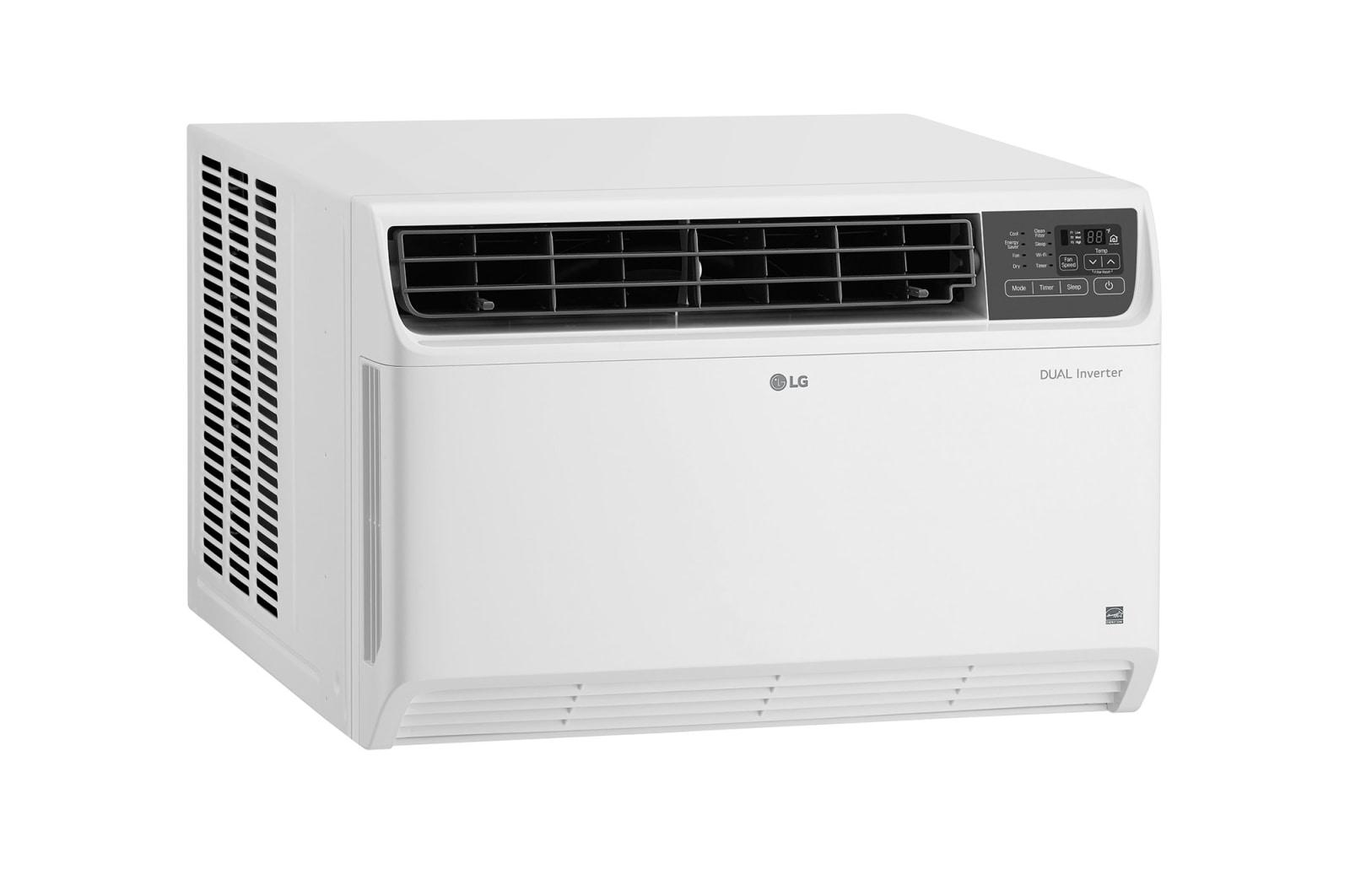 14 000 Btu Dual Inverter Smart Wi Fi Enabled Window Air Conditioner