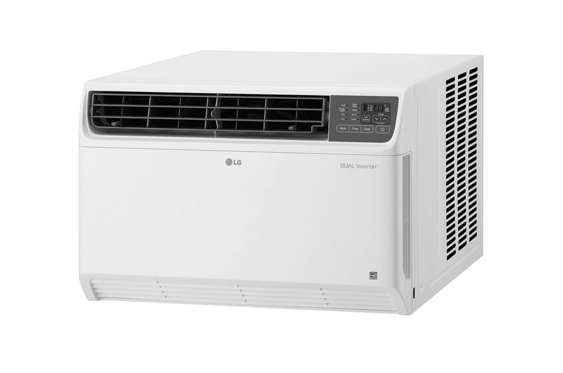 Lg Lw1517ivsm 14 000 Btu Dual Inverter Smart Wi Fi Enabled Window Air Conditioner Lg Usa