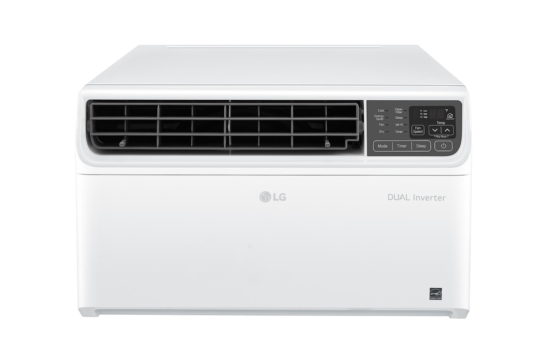 LG LW1019IVSM : 9,500 BTU DUAL Inverter Smart Wi-Fi Enabled Window ...