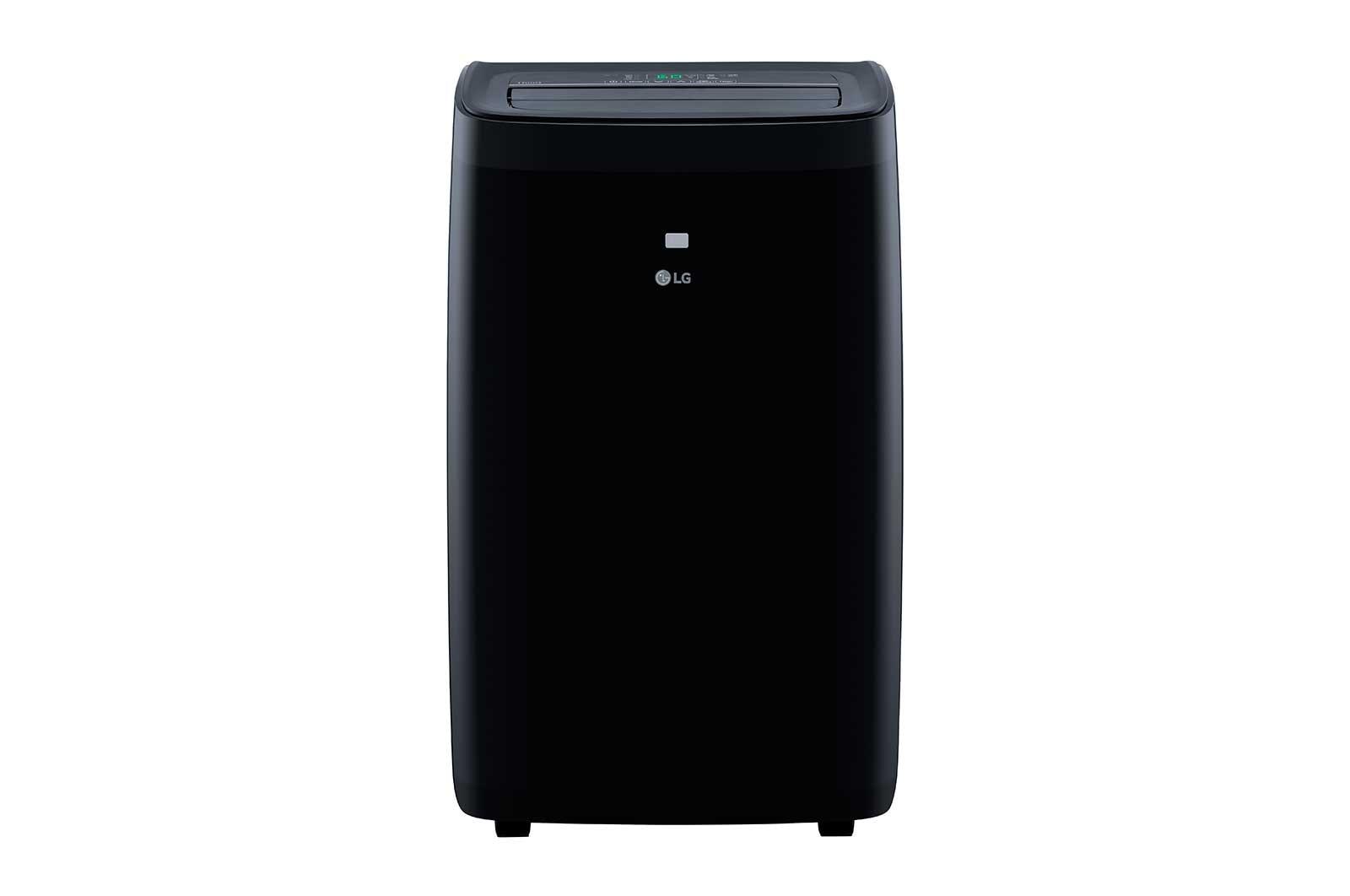 LG LP1021BHSM 10,000 BTU Smart Wi-Fi Portable Air Conditioner with Heat, Black
