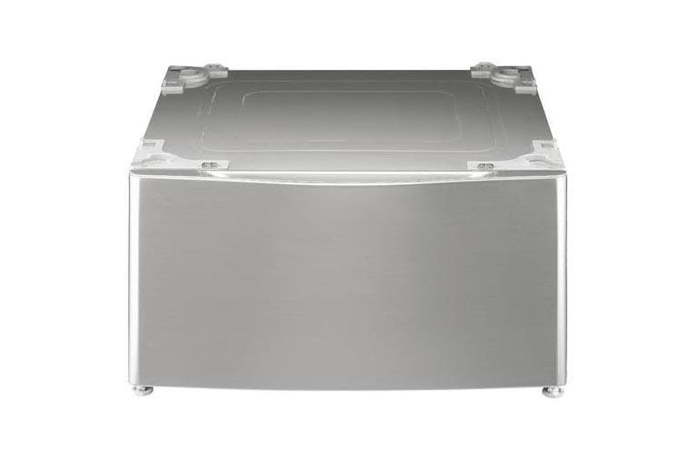 lg wdp4v laundry pedestal graphite steel lg usa rh lg com LG Tromm Dryer Vent LG Tromm Front Load Washer