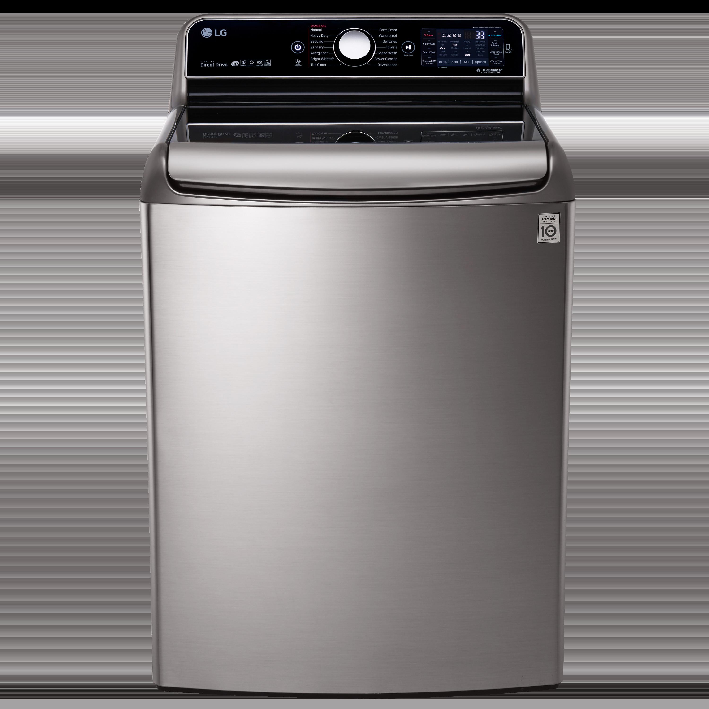 LG WT7700HVA: 5.7 Cu.ft. Mega Capacity