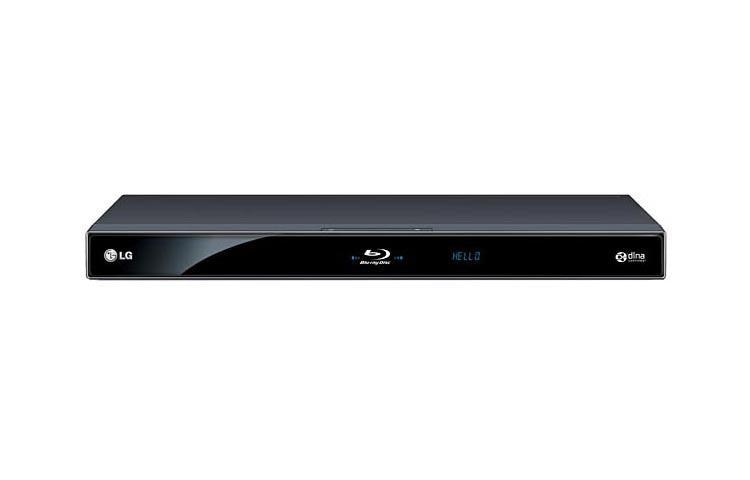 LG BD570 Network Blu-ray Disc Player Driver