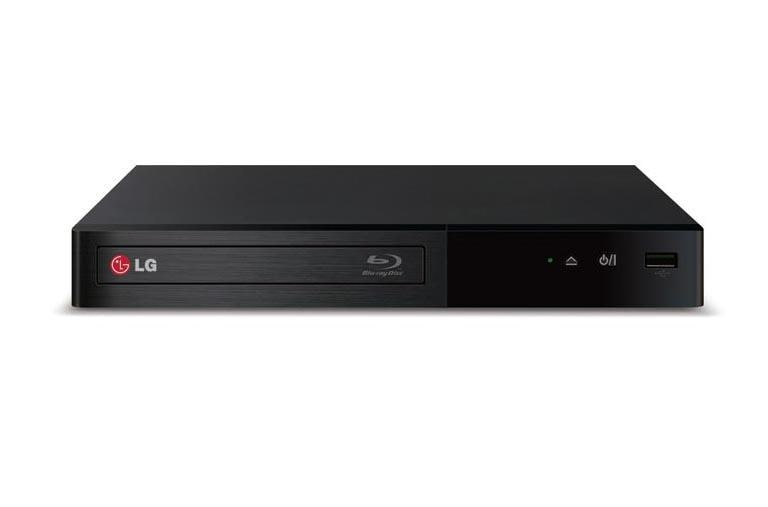 LG Home Video BP340 thumbnail 1