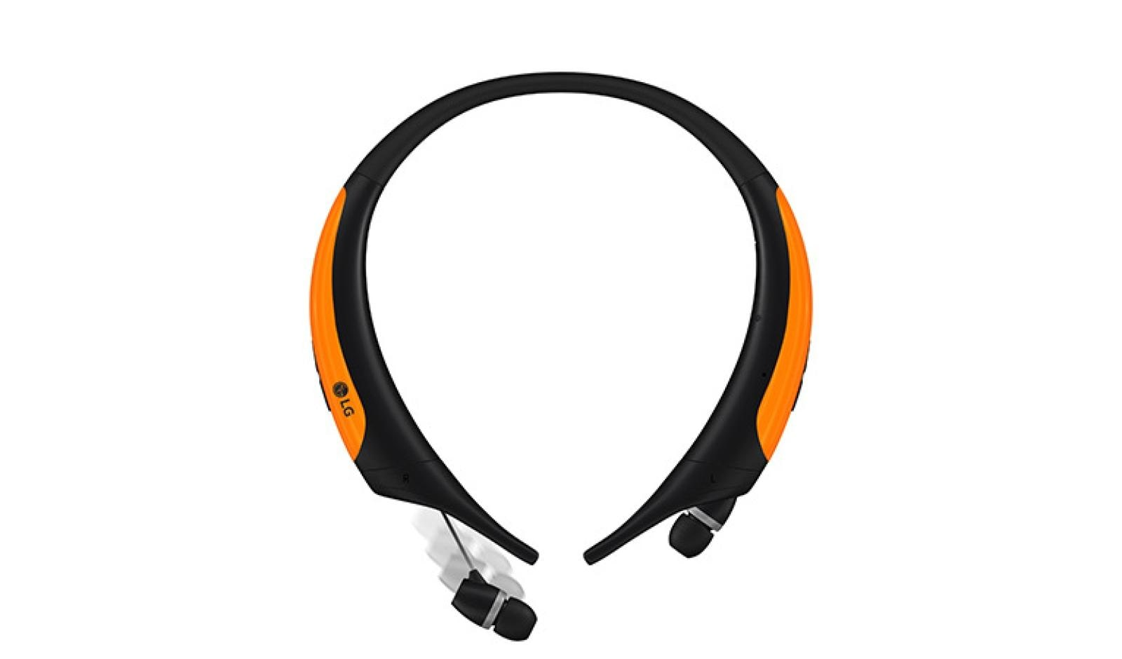 Lg Hbs 850 In Orange Tone Active Drive Your Passion Usa Headset 730