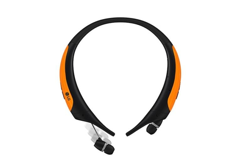 Bluetooth Headsets & Headphones LG TONE Active™ Premium Wireless Stereo Headset thumbnail 3