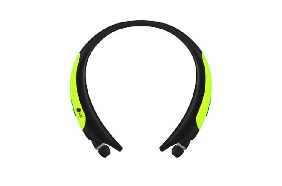 7aa8585f4ec LG Bluetooth Headsets & Headphones HBS-850 Lime LG TONE Active™ Premium  Wireless Stereo