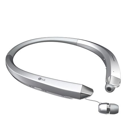 86113478e2c LG TONE INFINIM™ Wireless Stereo Headset for HBS-910 Silver | LG USA