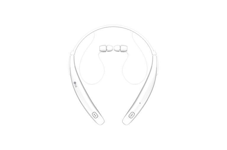 Bluetooth Headsets & Headphones LG TONE PRO™ Wireless Stereo Headset thumbnail 2