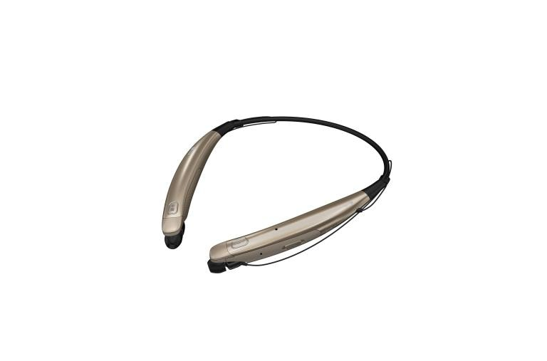 Bluetooth Headsets & Headphones LG TONE PRO™ Wireless Stereo Headset thumbnail 3