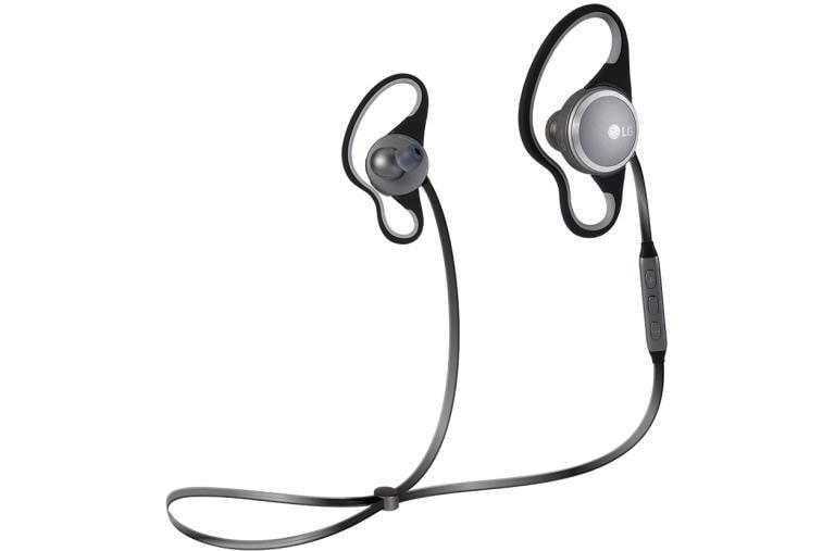 Lg Force Wireless Headset Hbs S80 Black Gray