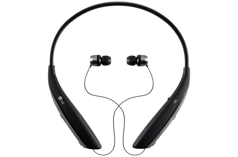 Lg Tone Ultra Premium Bluetooth Wireless Stereo Headset For Hbs 820 Black Lg Usa