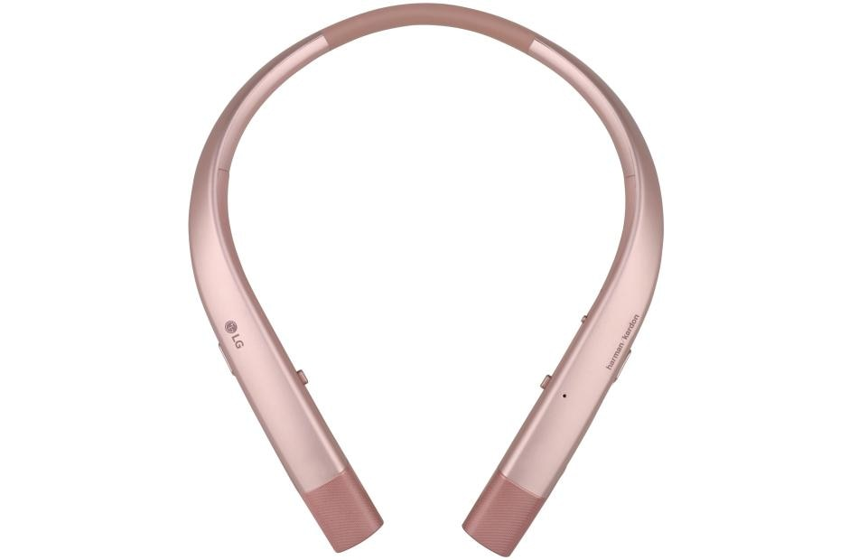 Bluetooth earphones rose gold wireless - LG Tone Infinim HBS-920 (Silver) Overview