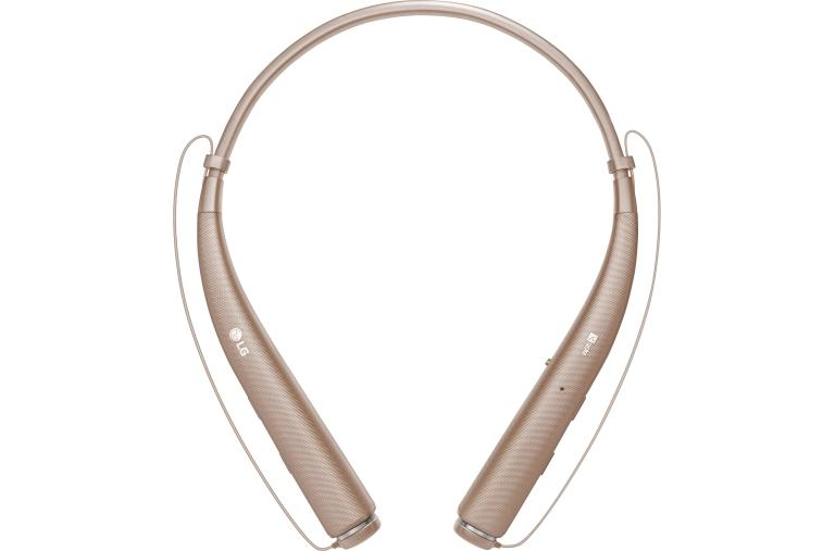 Bluetooth Headsets & Headphones LG TONE PRO® Bluetooth® Wireless Stereo Headset thumbnail 1