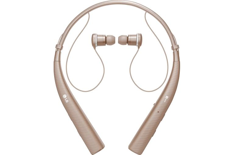 Bluetooth Headsets & Headphones LG TONE PRO® Bluetooth® Wireless Stereo Headset thumbnail 3