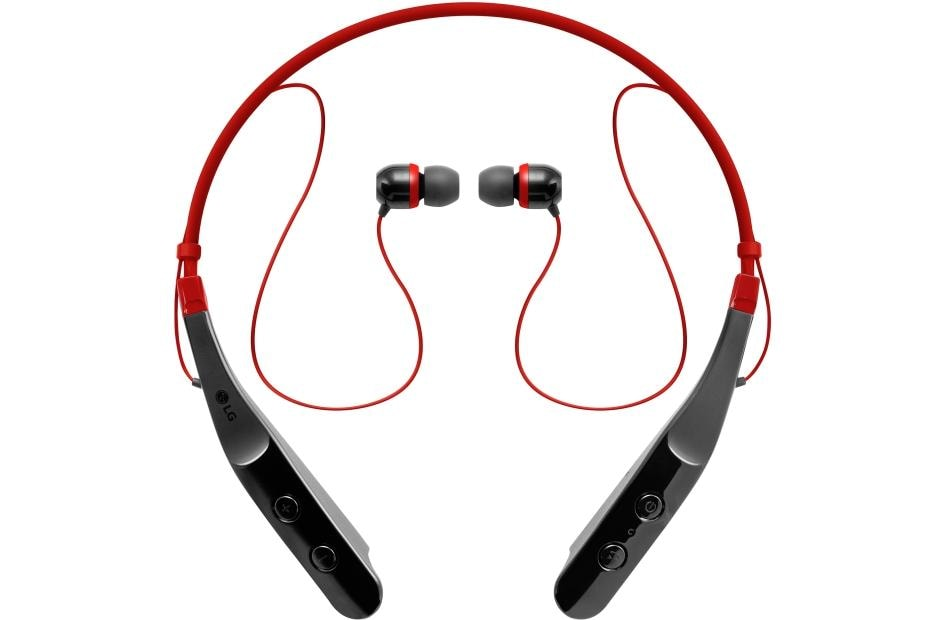 Bluetooth Headsets & Headphones LG TONE TRIUMPH™ Bluetooth® Wireless Stereo Headset 1