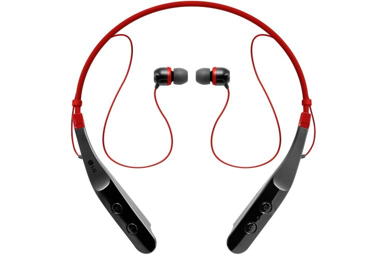 Bluetooth Headsets & Headphones LG TONE TRIUMPH™ Bluetooth® Wireless Stereo Headset thumbnail 1