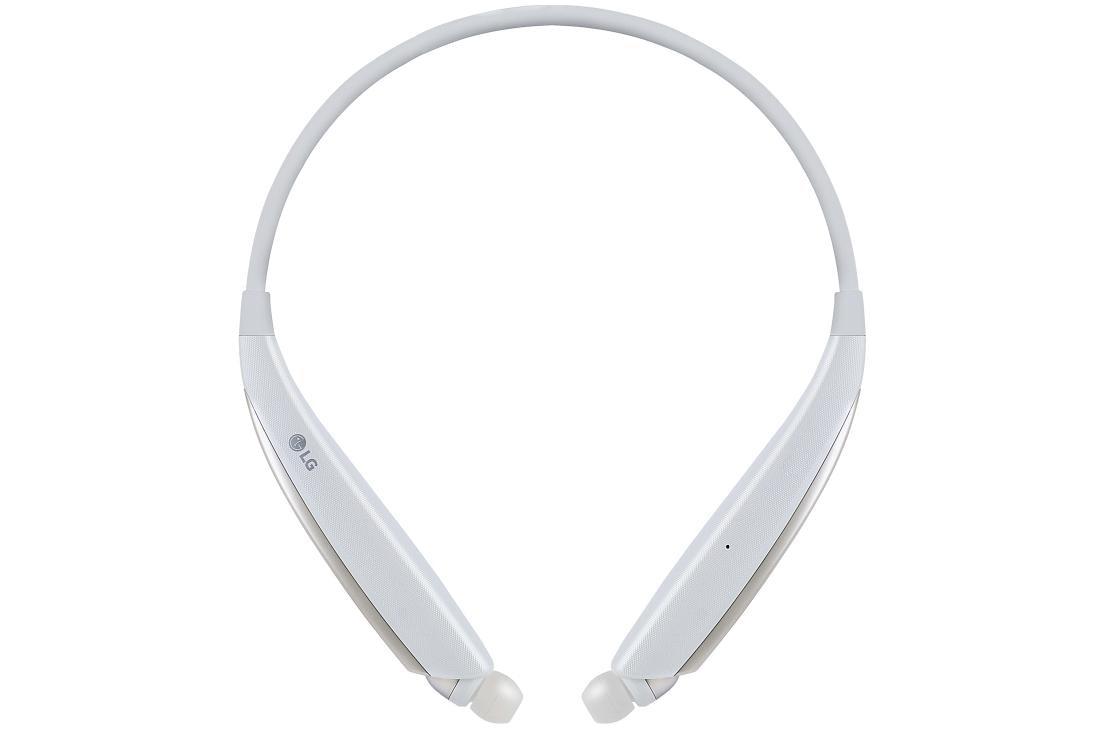 Lg Tone Ultra A Bluetooth Wireless Headset In White Lg Usa
