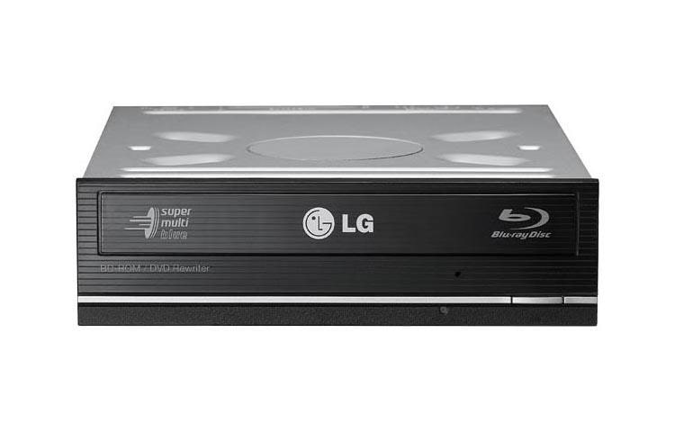 Drivers for LG CH10LS20 Blu-ray Drive