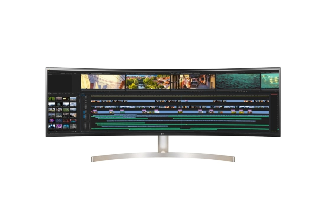 49'' 32:9 UltraWide™ Dual QHD Monitor
