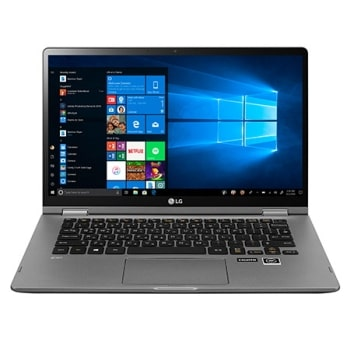 "14"" 2-in-1 TAA FHD IPS Touch gram Laptop with Stylus, Windows 10 Pro (64 bit) OS, Intel® Core™ i7 processor, & 16GB DDR4 RAM & 512 GB SSD1"