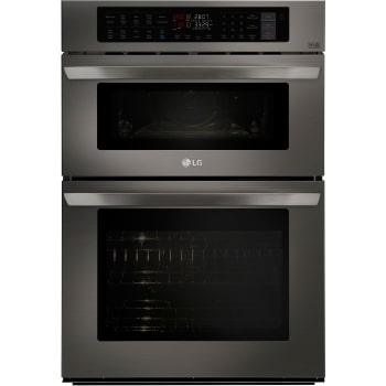 1.7/4.7 cu. ft. Smart wi-fi Enabled Combination Double Wall Oven1