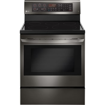 6.3 cu. ft. Electric Single Oven Range with True Convection and EasyClean®1