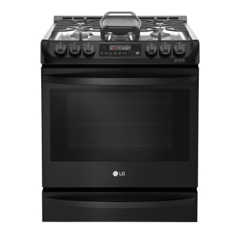 6.3 cu. ft. Smart wi-fi Enabled Gas Single Oven Slide-In Range with ProBake Convection®1