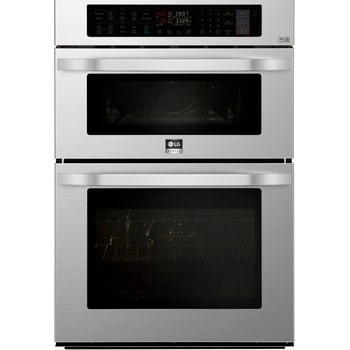 Coming Soon: LG STUDIO 1.7/4.7 cu. ft. Smart wi-fi Enabled Combination Double Wall Oven1