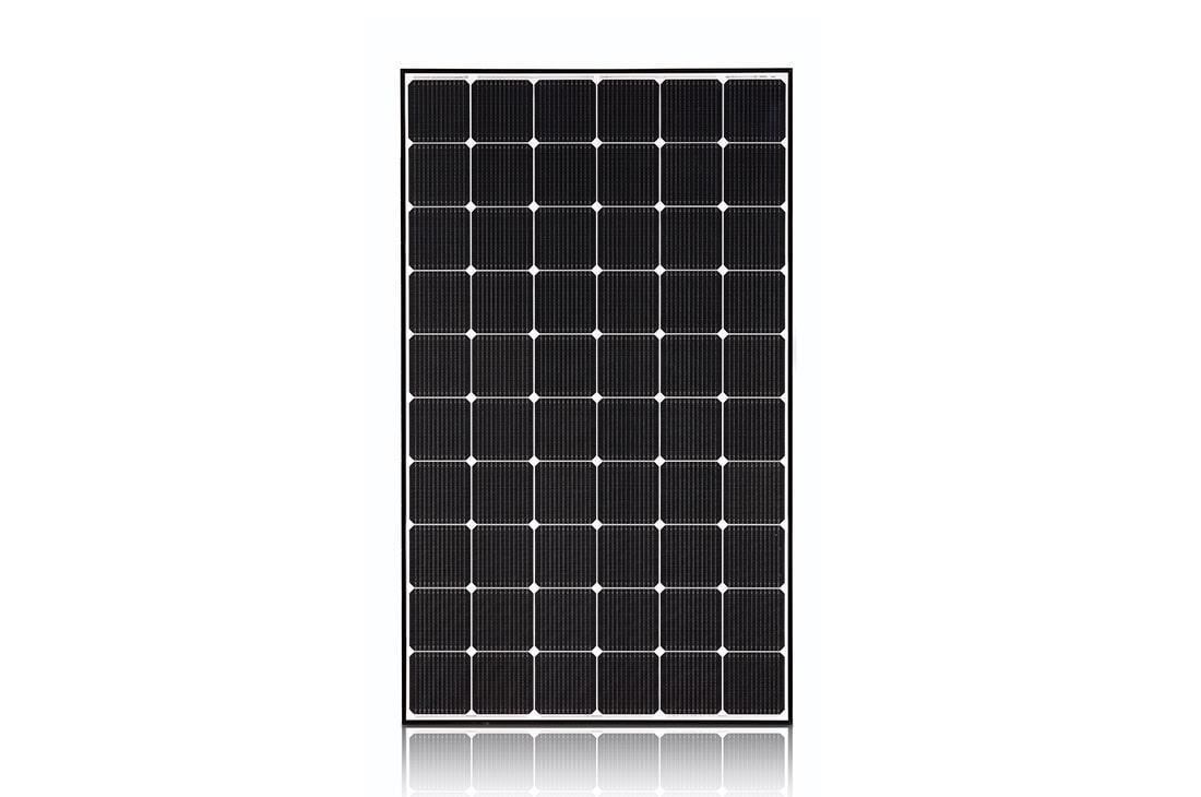 LG LG325N1C-A5 BLACK FRAME WHITEBACKSHEET SOLAR MODULE