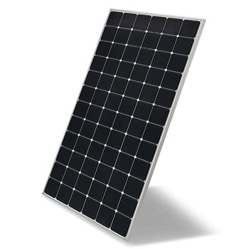 405W High Efficiency LG NeON®2 Solar Panel with 72 Cells(6 x 12), Module Efficiency: 20.3%, Connector Type: MC41