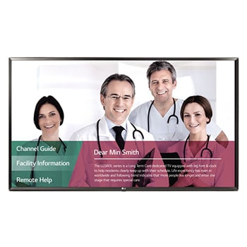 "32"" LT662M Series UL-Listed Pro:Centric Hospital TV with EZmanager & USB Cloning1"